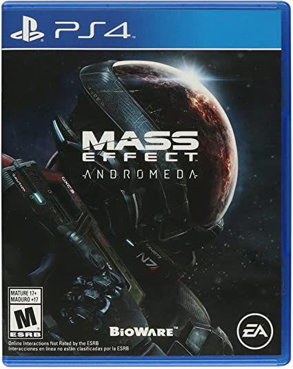 Jogo PS4 Novo Mass Effect: Andromeda