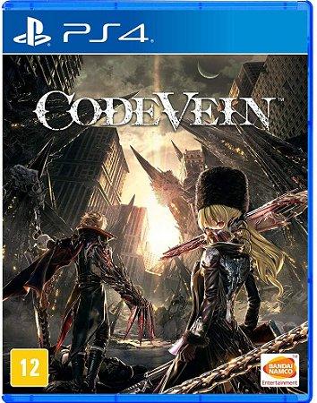 Jogo PS4 Novo Code Vein