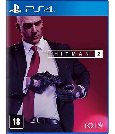 Jogo PS4 Novo Hitman 2