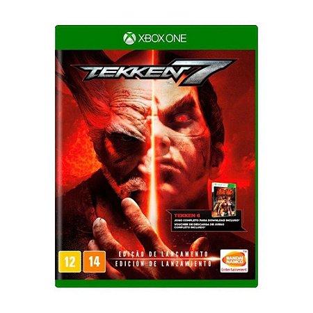 Jogo XBOX ONE Usado Tekken 7