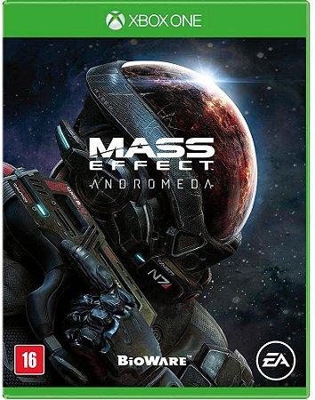 Jogo XBOX ONE Usado Mass Effect Andromeda