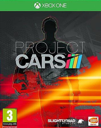 Jogo XBOX ONE Usado Project CARS
