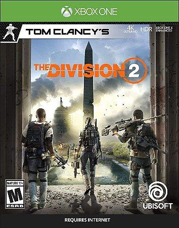 Jogo XBOX ONE Usado The Division 2