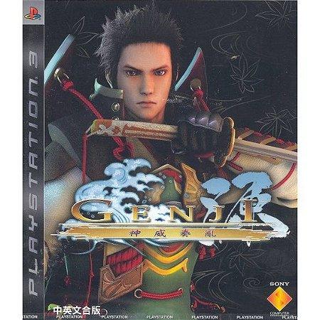 Jogo PS3 Usado Genji: Days of the Blade