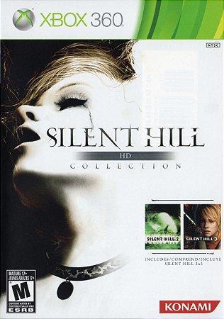 Jogo XBOX 360 Usado Silent Hill HD Collection