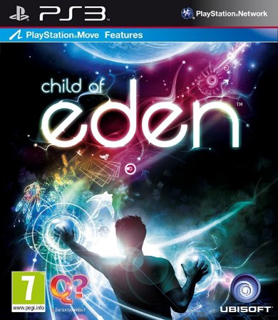 Jogo PS3 Usado Child of Eden