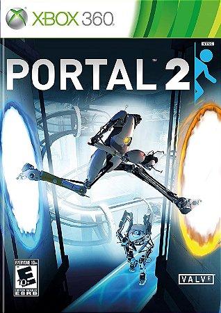 Jogo XBOX 360 Usado Portal 2