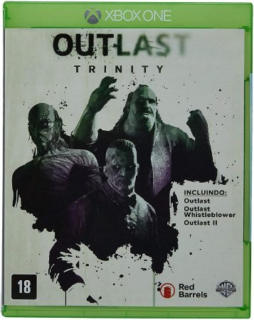 Jogo XBOX ONE Usado Outlast Trinity