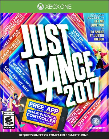 Jogo XBOX ONE Usado Just Dance 2017