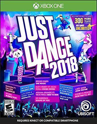 Jogo XBOX ONE Usado Just Dance 2018