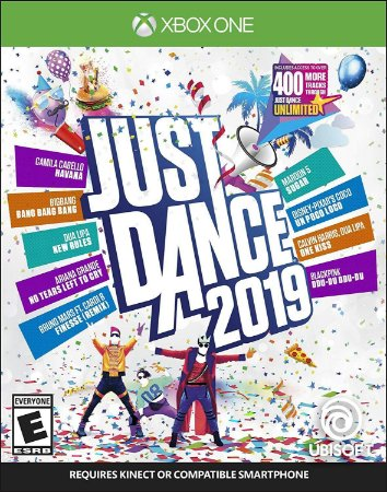 Jogo XBOX ONE Usado Just Dance 2019