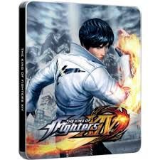 Jogo PS4 Usado The King of Fighters XIV Steelbook