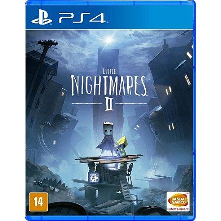 Jogo PS4 Novo Little Nightmares II