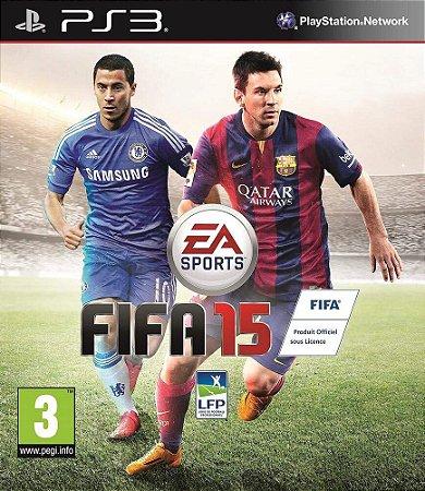 Jogo PS3 Usado FIFA 15