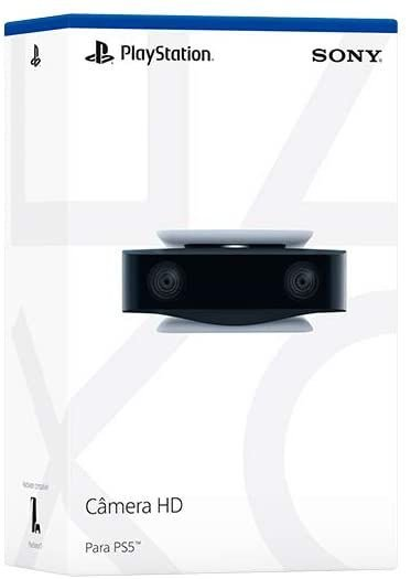 Periférico PS5 Usado Câmera HD