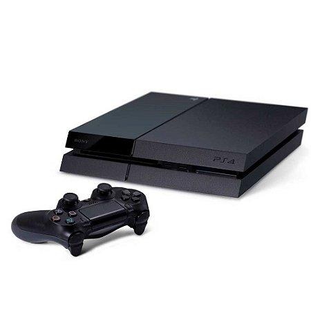 Console Usado PS4 500gb Fat 1115A