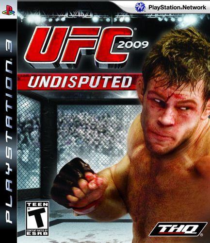 Jogo PS3 Usado UFC Undisputed 2009