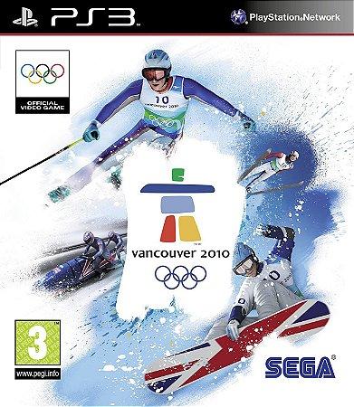 Jogo PS3 Usado Vancouver 2010 Winter Games