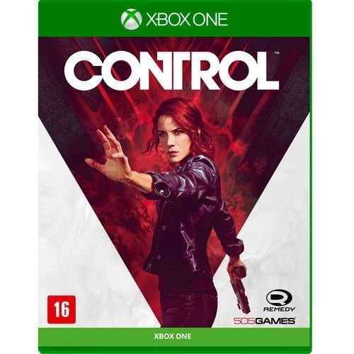 Jogo Xbox One Usado Control