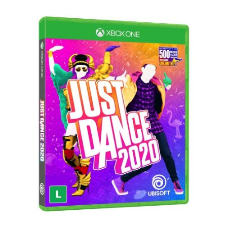 Jogo XBOX ONE Usado Just Dance 2020