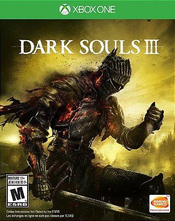 Jogo XBOX ONE Usado Dark Souls III