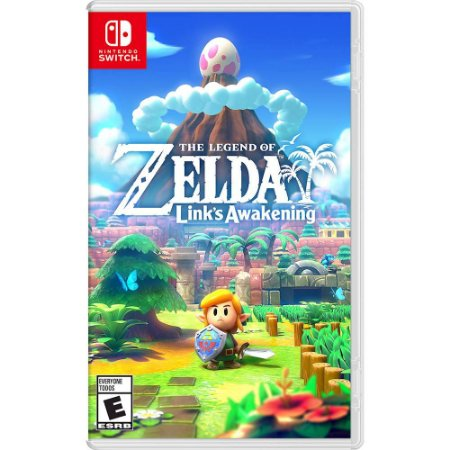 Jogo Nintendo Switch Novo Zelda: Link's Awakening
