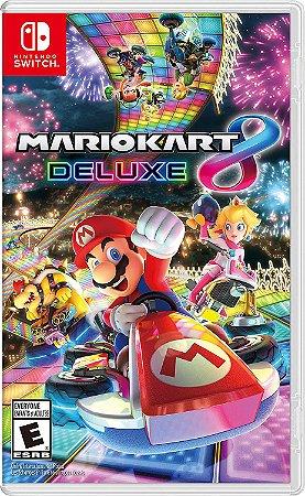 Jogo Nintendo Switch Usado Mario Kart 8 Deluxe