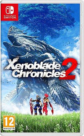 Jogo Nintendo Switch Usado Xenoblade Chronicles 2