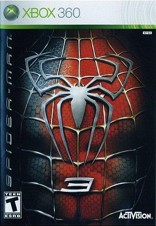 Jogo XBOX 360 Usado Spider-Man 3