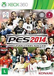 Jogo XBOX 360 Usado PES 2014