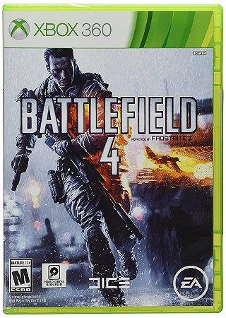 Jogo XBOX 360 Usado Battlefield 4