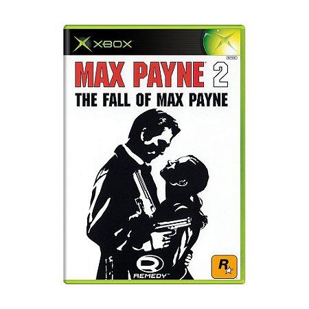 Jogo XBOX Usado Max Payne 2: The Fall of Max Payne