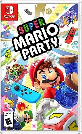 Jogo Switch Usado Super Mario Party