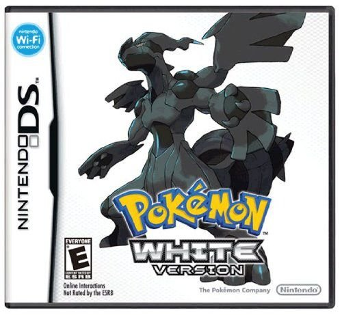 Jogo Usado DS Pokémon White Version