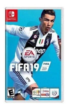 Jogo Switch Usado FIFA 19