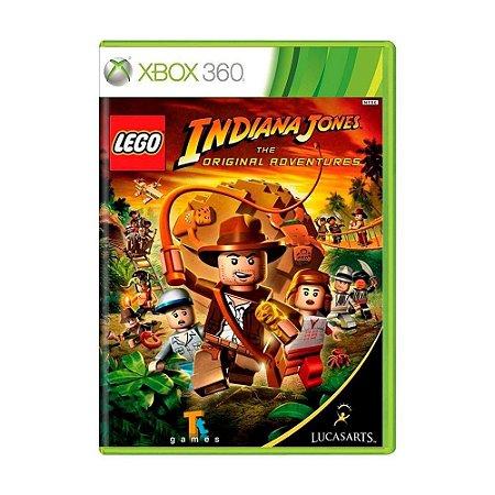 Jogo XBOX 360 Usado LEGO Indiana Jones: The Original Adventures