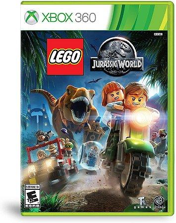 Jogo XBOX 360 Usado LEGO Jurassic World