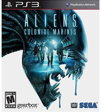 Jogo PS3 Usado Aliens: Colonial Marines