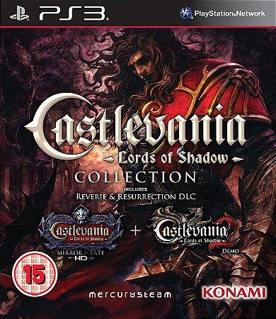 Jogo PS3 Usado Castlevania: Lords of Shadow Collection