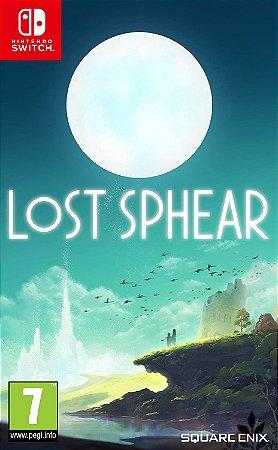 Jogo Switch Novo Lost Sphear