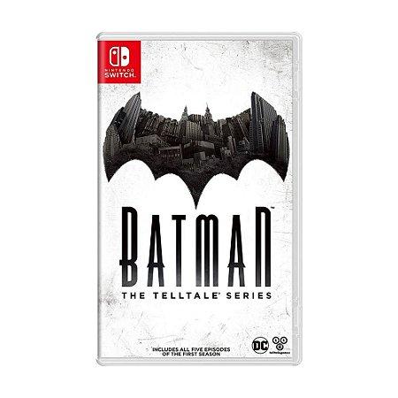 Jogo Switch Usado Batman: Telltale Series