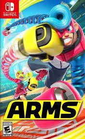 Jogo Switch Usado ARMS