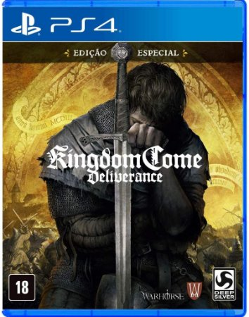Jogo PS4 Usado Kingdom Come Deliverance
