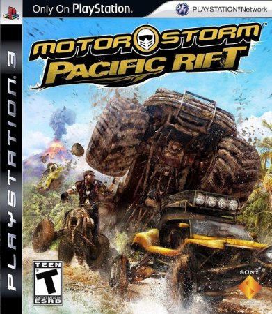 Jogo PS3 Usado Motorstorm: Pacific Rift