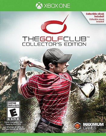 Jogo XBOX ONE Usado The Golf Club: Collector's Edition