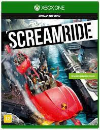 Jogo XBOX ONE Usado Screamride