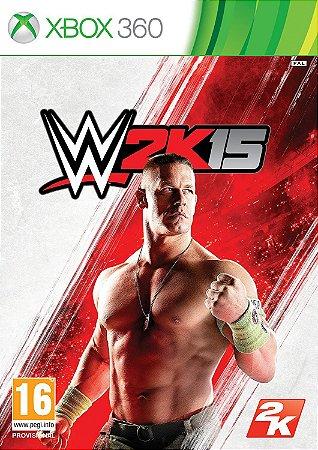 Jogo XBOX ONE Usado WWE 2K15
