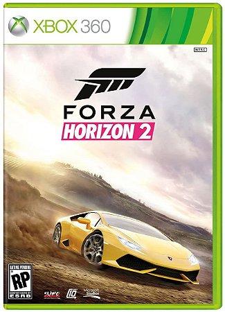 Jogo XBOX 360 Usado Forza Horizon 2