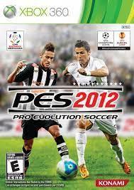 Jogo XBOX 360 Usado PES 2012