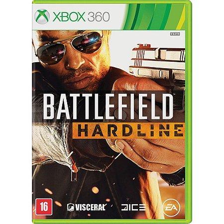 Jogo XBOX 360 Usado Battlefield Hardline